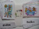 slovesa německy VERBEN - MAGNET